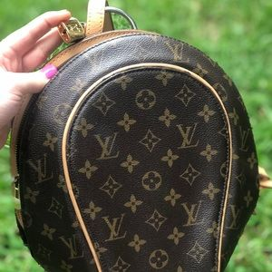 Louis Vuitton, Ellipse Backpack Hardshell